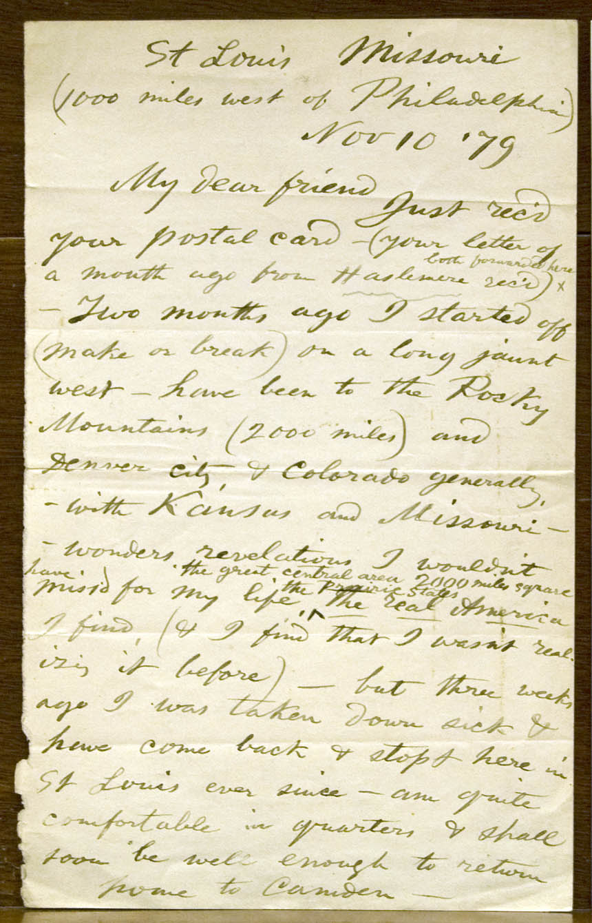 the great city walt whitman essay About whitman the early years walt whitman in the 1840's walt whitman was born, the second of nine children, in huntington,  two in new york city,.
