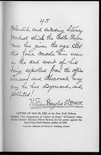 With Walt Whitman In Camden Vol 4 1953 The Walt Whitman Archive
