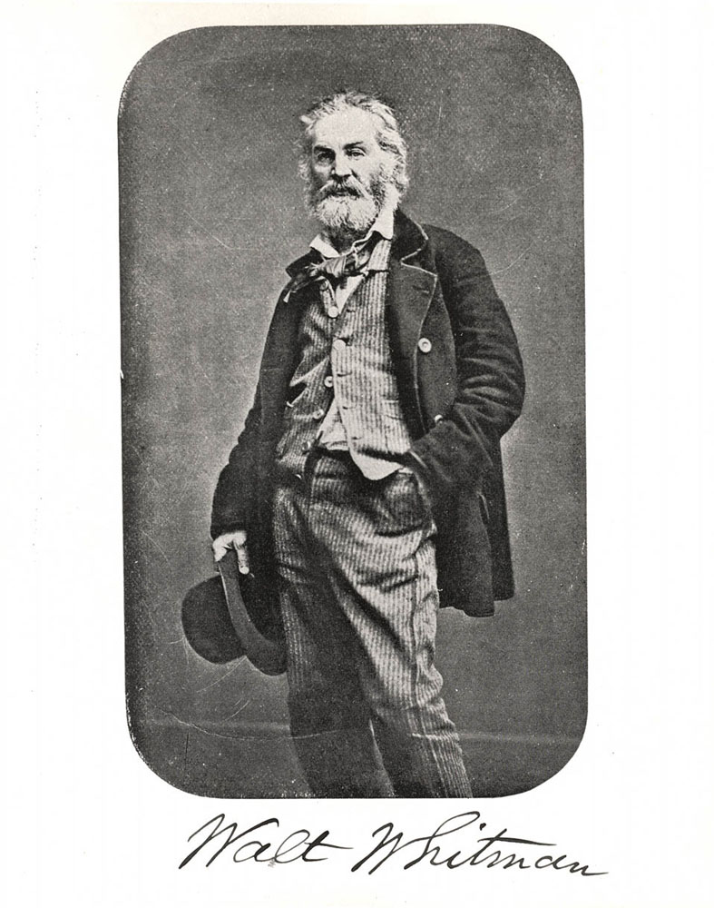 Image result for image walt whitman