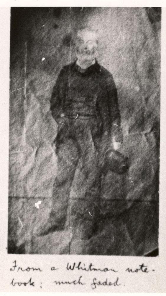 walt whitman comparison Black and white photo of walt whitman leaning on a desk, wearing a hat walt  whitman / by g frank e pearsall / albumen silver print, 1872.