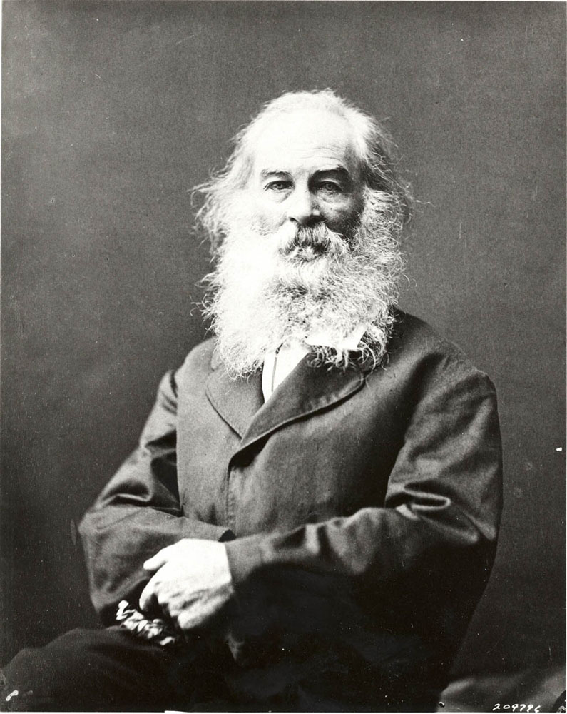 Whitman and Homosexuality