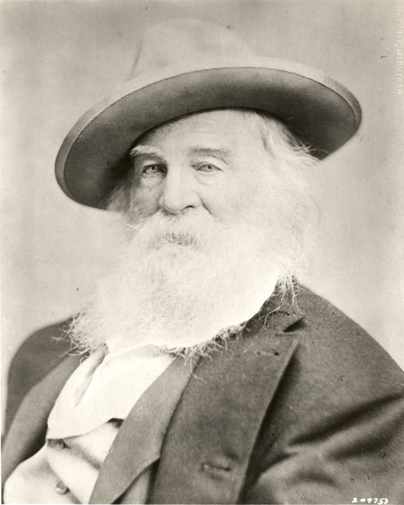 the life and works of walt whitman Walt whitman was the first major poet to create a truly american vision and style   read leaves of grass, other poems, prose works, and quotations at.