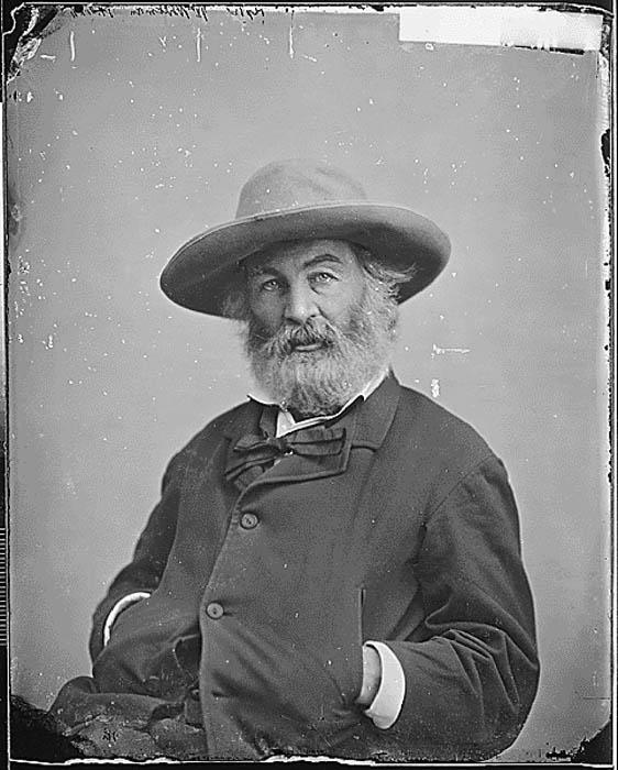 Imágenes de Walt Whitman. 023