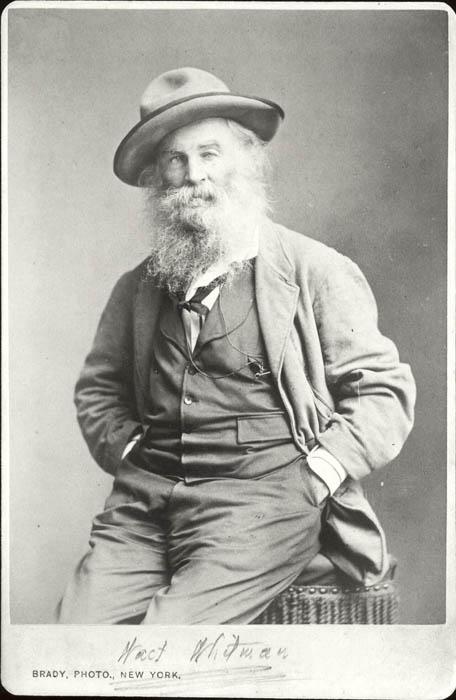 Imágenes de Walt Whitman. 024