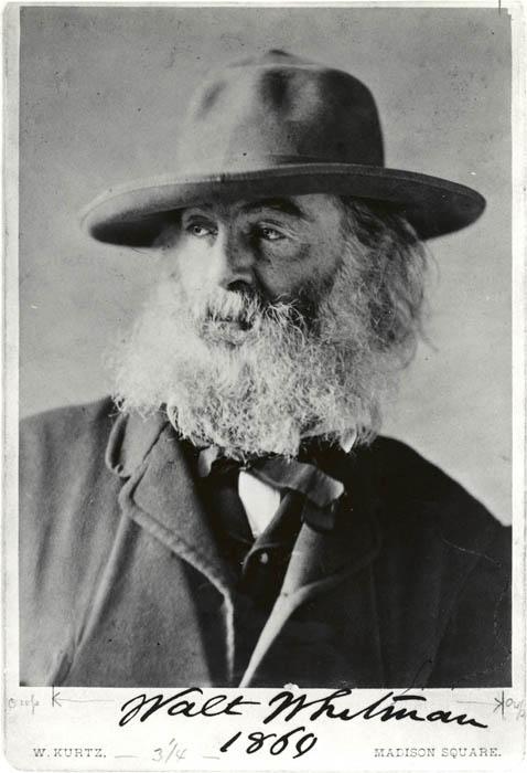 Imágenes de Walt Whitman. 026a