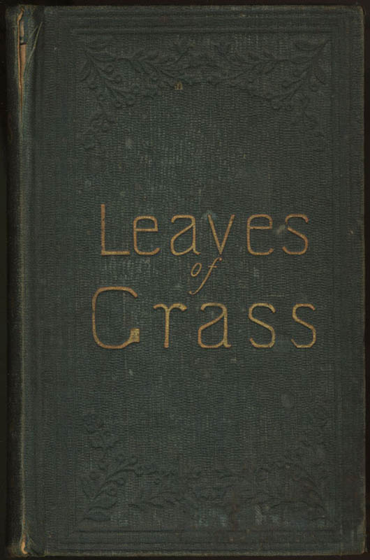 Leaves of Grass, 1856