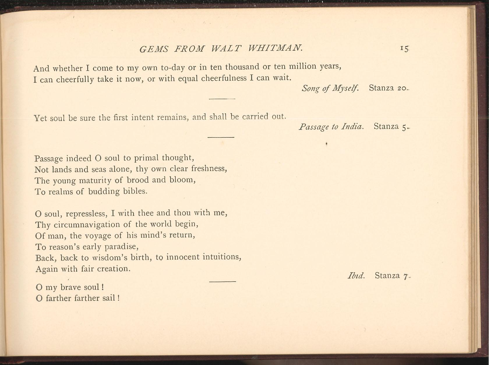passage to india walt whitman